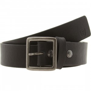 Brixton Tannery Belt (black)