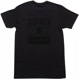 Brixton Foresight Tee (black)