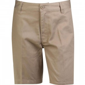 Brixton Fleet Shorts (khaki / dark khaki)