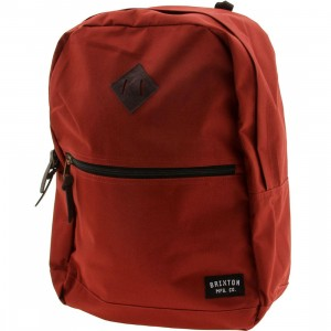 Brixton Carson Backpack (red)