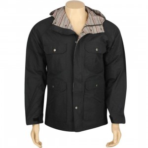 Brixton Ridge Jacket (black)