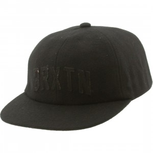 Brixton Hamilton Adjustable Cap (black)