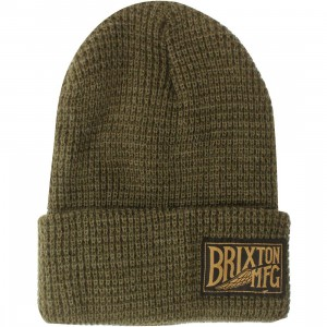 Brixton Coventry Beanie (olive)
