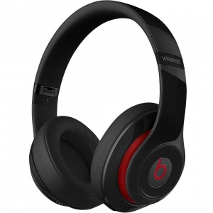 Beats By Dre Studio Wireless Over-Ear Headphones (black)