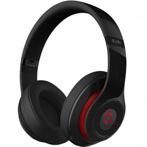 Beats By Dre Studio 2.0 Over-Ear Headphones (black)
