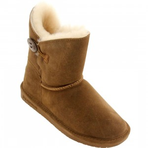 Bearpaw Women Rosie Boot (brown / hickory)