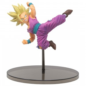 Banpresto Dragon Ball Super Chosenshi Retsuden Vol. 6 B Super Saiyan 2 Son Gohan Figure (purple)