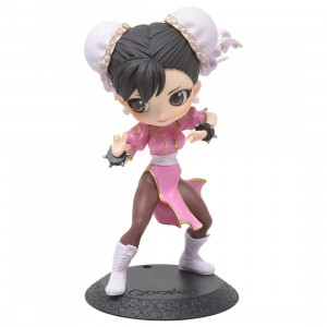 Banpresto Q Posket Street Fighter Series Chun-Li Figure - Ver. B (blue)