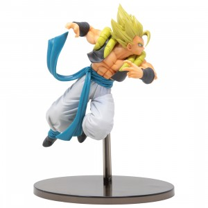 Banpresto Dragon Ball Super Chosenshi Retsuden Vol. 8 A Super Saiyan Gogeta Figure (yellow)