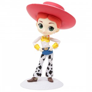 Banpresto Q Posket Pixar Character Toy Story Jessie Ver. A Figure (red)