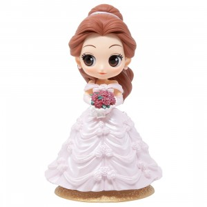 Banpresto Q Posket Disney Character Dreamy Style Special Collection Vol.2 B Belle Figure (pink)