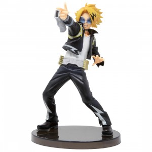 Banpresto My Hero Academia The Amazing Heroes Vol 9 Denki Kaminari Figure (black)