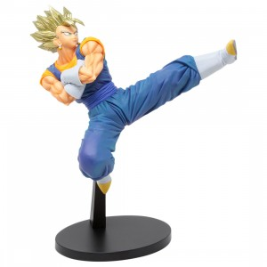 Banpresto Dragon Ball Z Blood Of Saiyans Special Ver. 8 Super Saiyan Vegito Figure (blue)