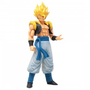 Banpresto Dragon Ball Super Grandista Nero Gogeta Figure (yellow)