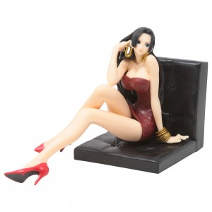 Banpresto One Piece Creator x Creator Boa Hancock II Ver. A Figure Re-run (red)