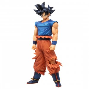 Banpresto Dragon Ball Super Grandista Nero Son Goku #3 Figure (orange)