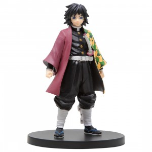 Banpresto Kimetsu no Yaiba Figure Vol. 5 Giyu Tomioka Figure Re-Run (black)