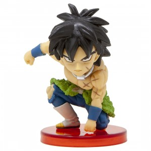 Banpresto Dragon Ball Super Broly Movie World Collectable Figure Vol 1 - 05 Broly (tan)