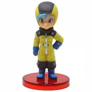 Banpresto Dragon Ball Super Broly Movie World Collectable Figure Vol 2 - 12 Bulma (green)