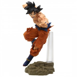 Banpresto Dragon Ball Super Tag Fighters Son Goku Figure (orange)