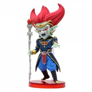 Banpresto Super Dragon Ball Heroes World Collectable Figure Vol. 6 - 27 Demon God Demigra (red)