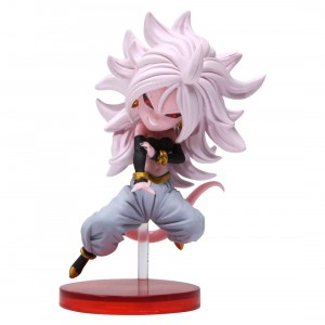 Banpresto Super Dragon Ball Heroes World Collectable Figure Vol. 6 - 30 Android 21 (white)