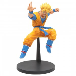 Banpresto Dragon Ball Legends Collab Son Gohan Figure (orange)
