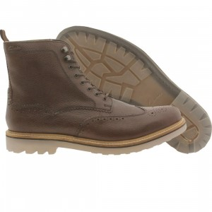 Clarks Men Monmart Rise (brown / brown inte)