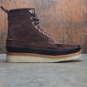 Clarks Men Wallace Mid (brown)