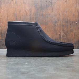 Clarks x Wu Tang Men Wallabee Suede (black)