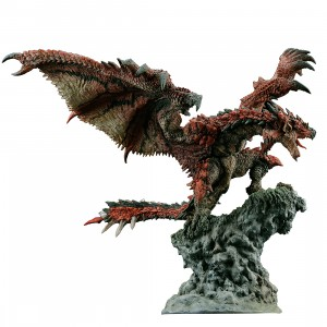 PREORDER - Capcom Figure Builder Creator's Model Monster Hunter Rathalos Re-pro Model Figure Re-Run (red)