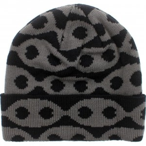 Crooks and Castles Link Beanie (black)