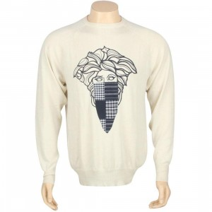 Crooks And Castles Bandito Sweater (white)