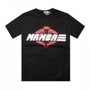 Crooks and Castles x PYS.com G.I. Mamba Tee (black / red / white) - PYS.com Collab