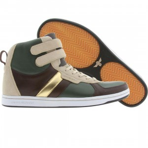 Creative Recreation Dicoco (forest / brown / khaki / gold)