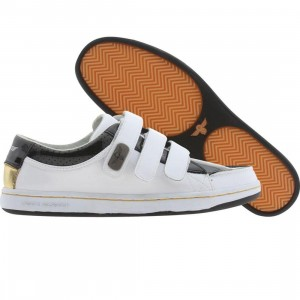 Creative Recreation Torrio (white patent / black patent / gold)