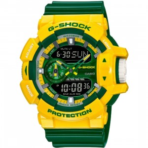 G-Shock Watches GA400 CS Crazy Color (yellow)