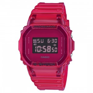 G-Shock Watches DW5600SB-4 Watch (red)