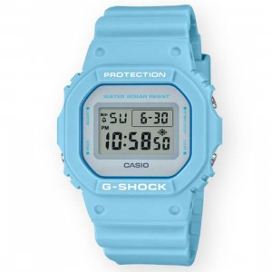 G-Shock Watches DW5600SC Watch (blue / pale blue)