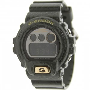 Casio G-Shock 6900 Crocodile Pattern Watch (green)