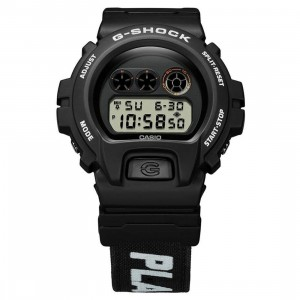 G-Shock Watches x Places + Faces DW6900PF-1 Watch (black)