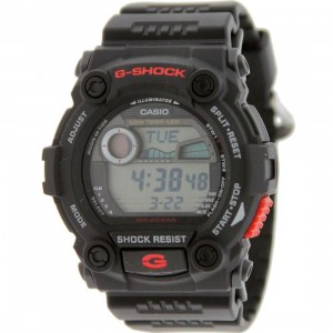 Casio G-Shock G-Rescue (black / red)