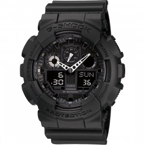 G-Shock Watches GA100-1A1 Watch (black)