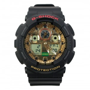 G-Shock Watches GA100TMN-1A Watch (black)