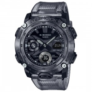 G-Shock Watches GA2000SKE-8A Watch (black)