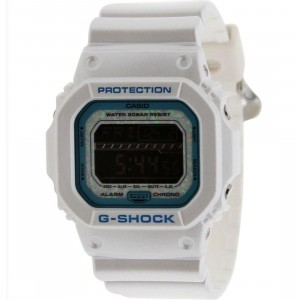 Casio G-Shock Glide (white / sky)