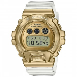 G-Shock Watches GM6900SG-9 Watch (gold / gold ingot)