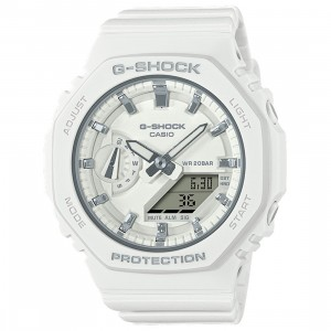 G-Shock Watches GMAS2100-7A Watch (white)