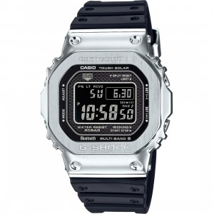 G-Shock Watches GMWB5000 Watch (gray / black)