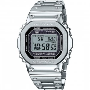 G-Shock Watches GMWB5000 Metal (gray / metal)